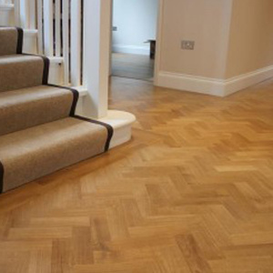 luxury vinyl installation in guildford by vincent flooring