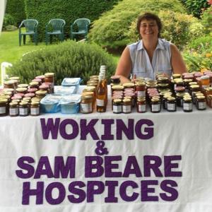 woking hopice fundraising