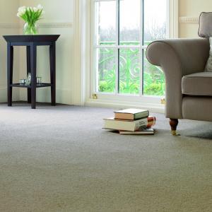 Royal Balmoral carpet in a living room