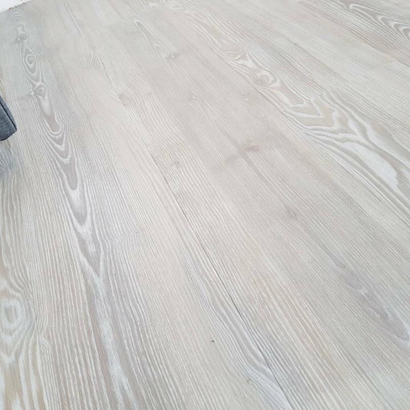 white ash plank
