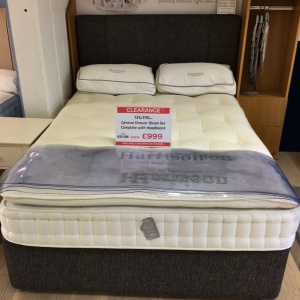 harrison geneva bed and mattress