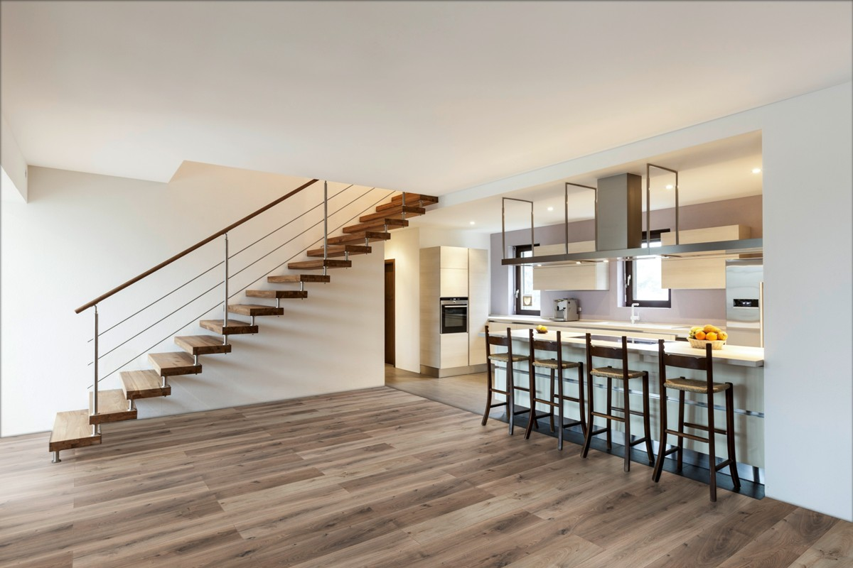 V4 nature effect earthen oak floor laminate