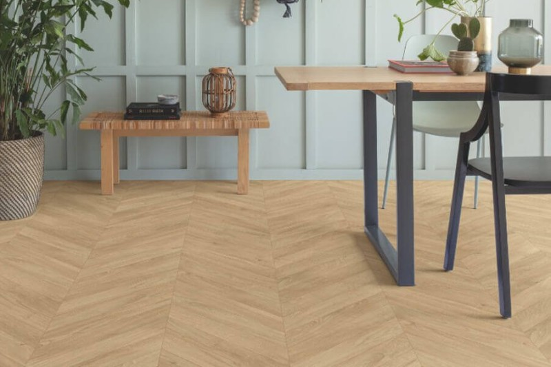quickstep impressive patterns royal oak chevron