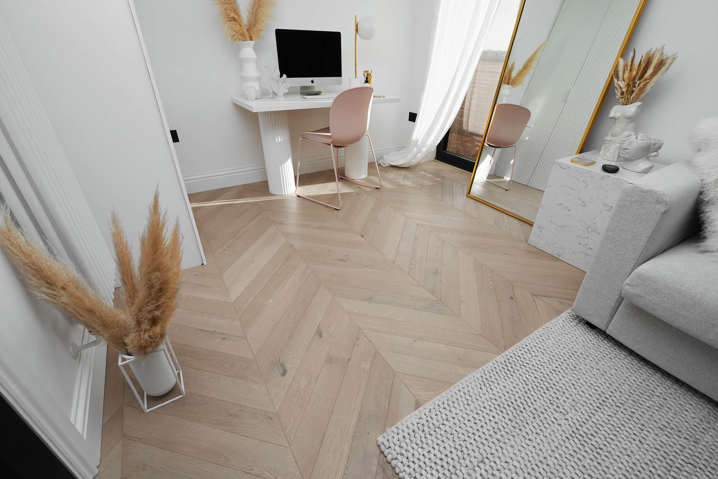 v4 chevron wood floor at best prices